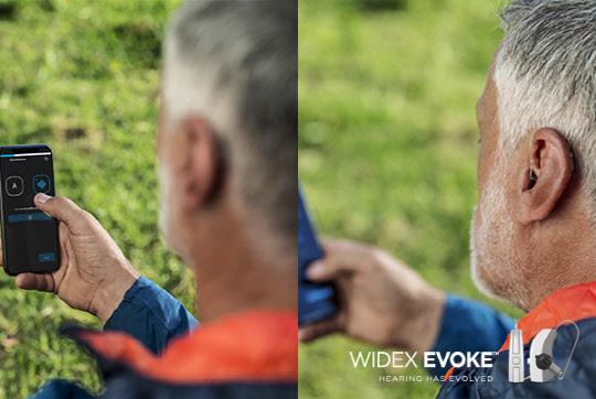 와이덱스보청기, 2019년형 신제품 이보크(Evoke) 보청기 출시 기념행사